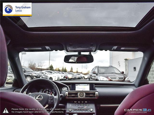 2016 Lexus IS 300 Base (Stk: Y3249) in Ottawa - Image 28 of 29