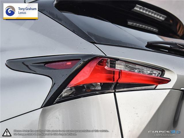 2015 Lexus NX 300h Executive (Stk: Y3257) in Ottawa - Image 12 of 28