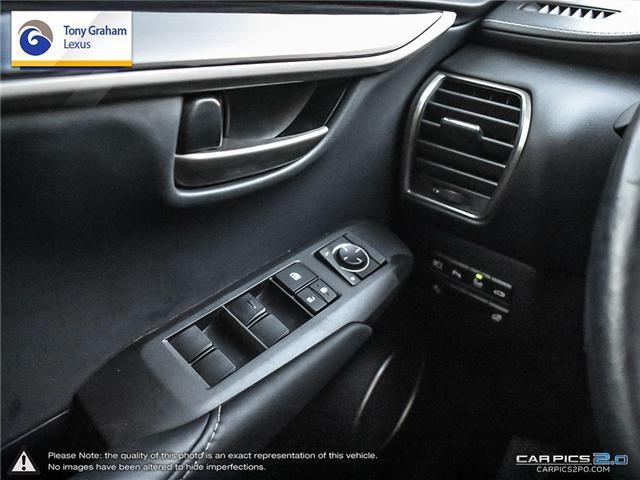 2015 Lexus NX 300h Executive (Stk: Y3257) in Ottawa - Image 16 of 28