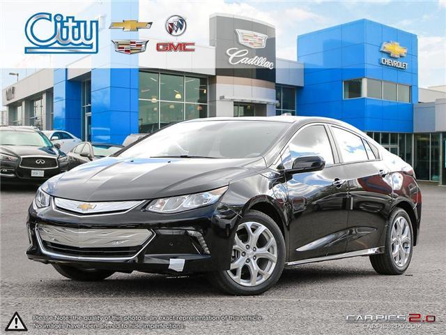 2019 Chevrolet Volt Premier (Stk: 2909669) in Toronto - Image 1 of 26