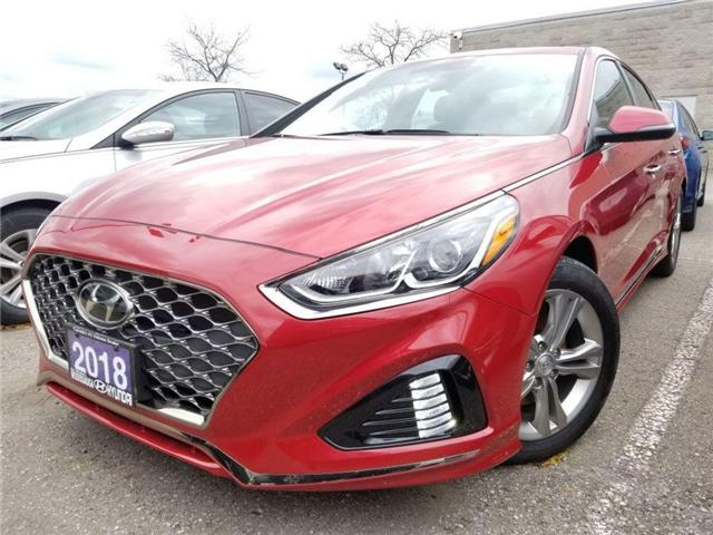 2018 Hyundai Sonata Sport-Great condition Good deal (Stk: op10008) in Mississauga - Image 1 of 17