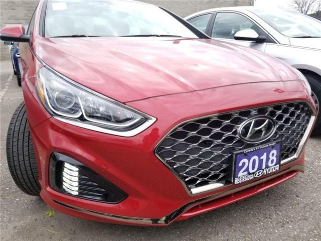 2018 Hyundai Sonata Sport-Great condition Good deal (Stk: op10008) in Mississauga - Image 2 of 17