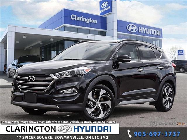 2018 Hyundai Tucson Ultimate 1.6T (Stk: 18808) in Clarington - Image 1 of 24