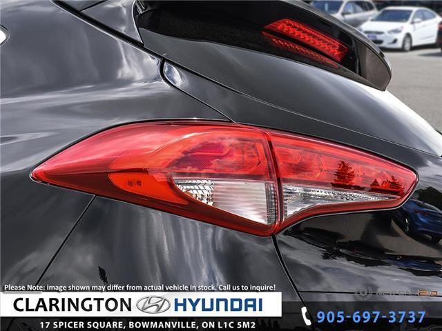2018 Hyundai Tucson Ultimate 1.6T (Stk: 18808) in Clarington - Image 11 of 24