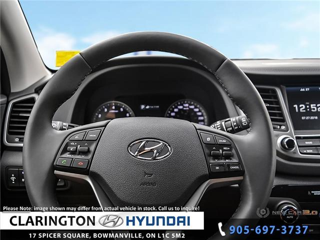 2018 Hyundai Tucson Ultimate 1.6T (Stk: 18808) in Clarington - Image 14 of 24