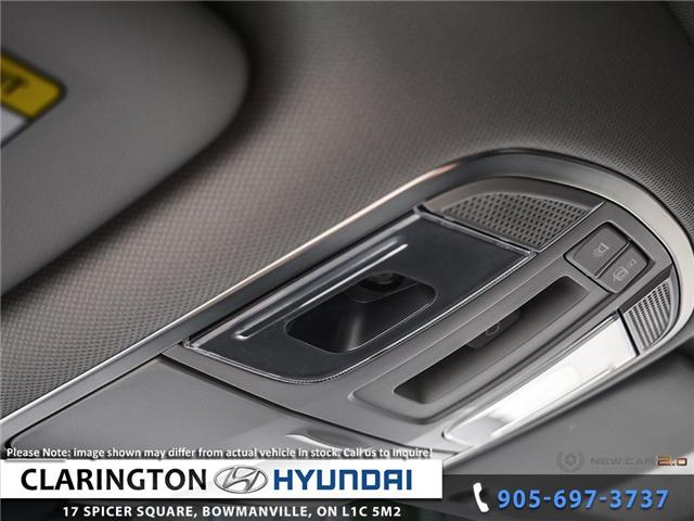 2018 Hyundai Tucson Ultimate 1.6T (Stk: 18808) in Clarington - Image 20 of 24