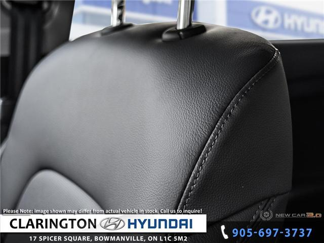 2018 Hyundai Tucson Ultimate 1.6T (Stk: 18808) in Clarington - Image 21 of 24