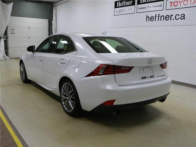 2015 Lexus IS 250 Base (Stk: 187311) in Kitchener - Image 2 of 27