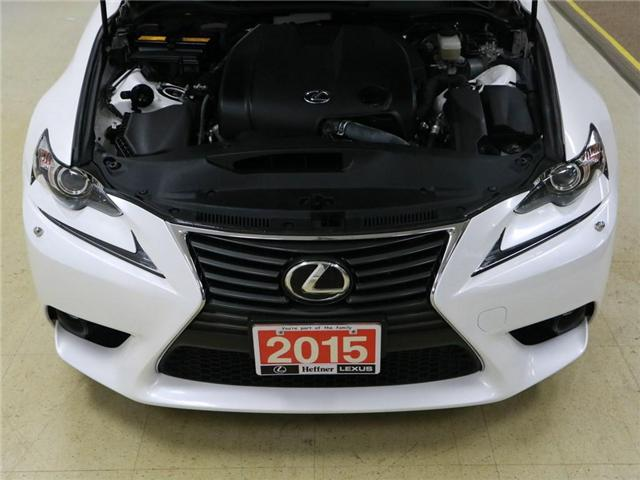 2015 Lexus IS 250 Base (Stk: 187311) in Kitchener - Image 24 of 27