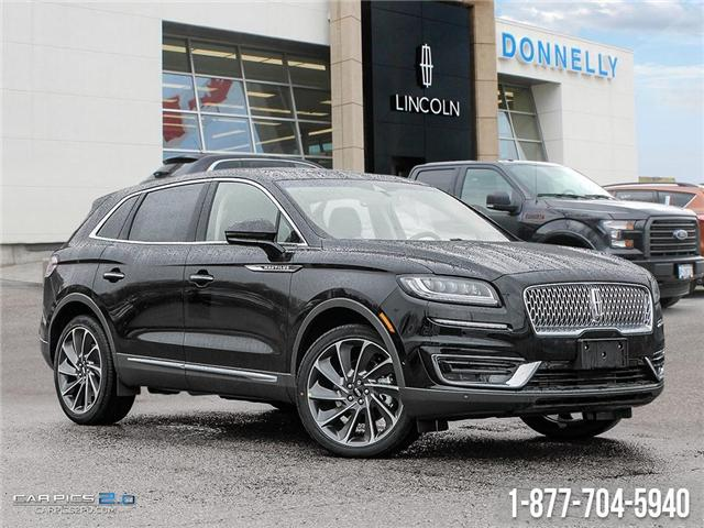 2019 Lincoln Nautilus Reserve (Stk: DS151) in Ottawa - Image 1 of 28