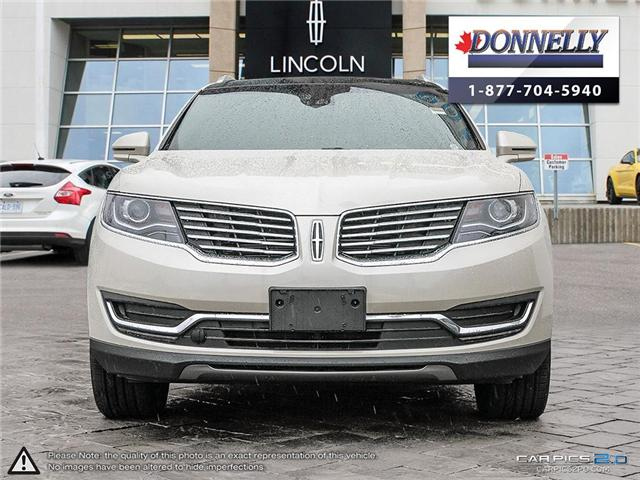 2018 Lincoln MKX Reserve (Stk: DR1762) in Ottawa - Image 2 of 28