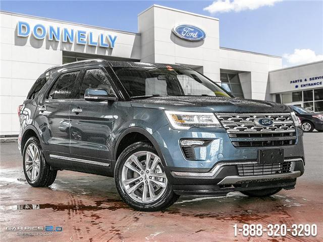 2019 Ford Explorer Limited (Stk: DS117) in Ottawa - Image 1 of 29