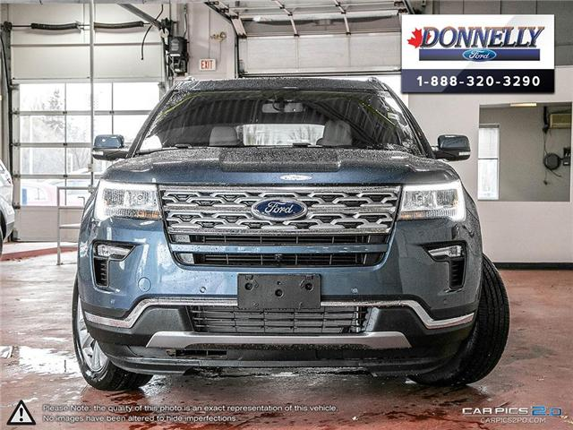 2019 Ford Explorer Limited (Stk: DS117) in Ottawa - Image 2 of 29