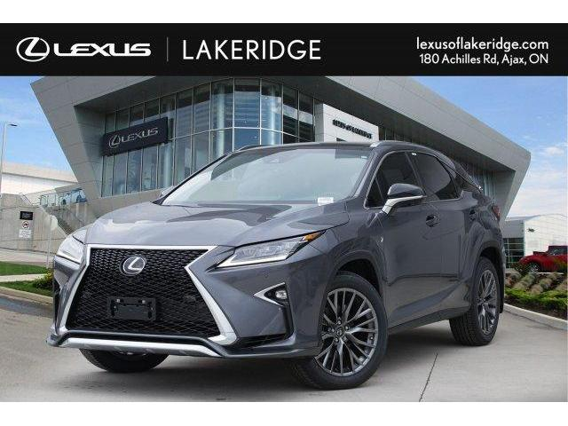 2019 Lexus RX 350 Base (Stk: L19083) in Toronto - Image 1 of 30