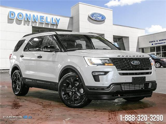 2019 Ford Explorer Sport (Stk: DS135) in Ottawa - Image 1 of 28