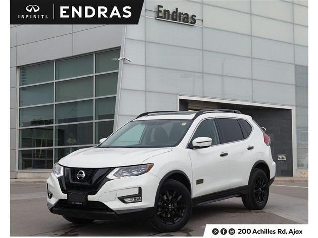 2017 Nissan Rogue SV (Stk: P0704) in Ajax - Image 1 of 26