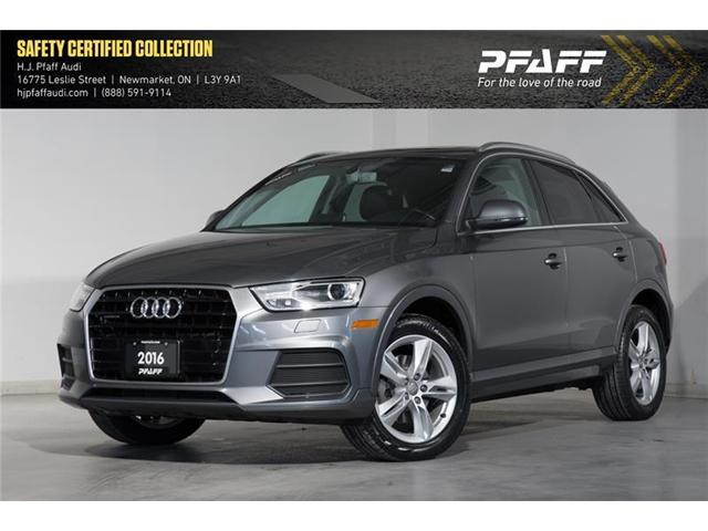 2016 Audi Q3 2.0T Progressiv (Stk: 53033) in Newmarket - Image 1 of 16