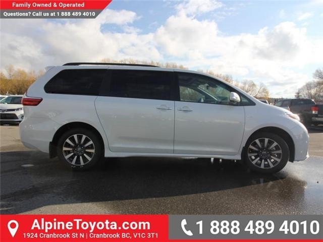 2018 Toyota Sienna XLE 7-Passenger (Stk: S201516) in Cranbrook - Image 6 of 20