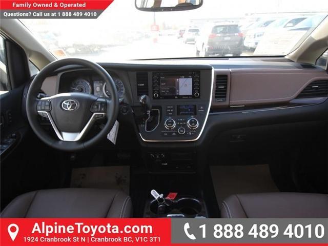 2018 Toyota Sienna XLE 7-Passenger (Stk: S201516) in Cranbrook - Image 10 of 20