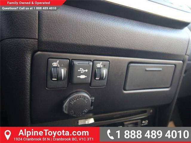 2018 Toyota Sienna XLE 7-Passenger (Stk: S201516) in Cranbrook - Image 14 of 20