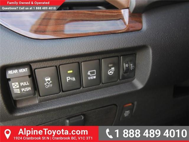 2018 Toyota Sienna XLE 7-Passenger (Stk: S201516) in Cranbrook - Image 15 of 20