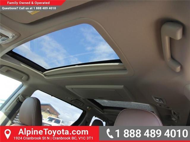 2018 Toyota Sienna XLE 7-Passenger (Stk: S201516) in Cranbrook - Image 16 of 20