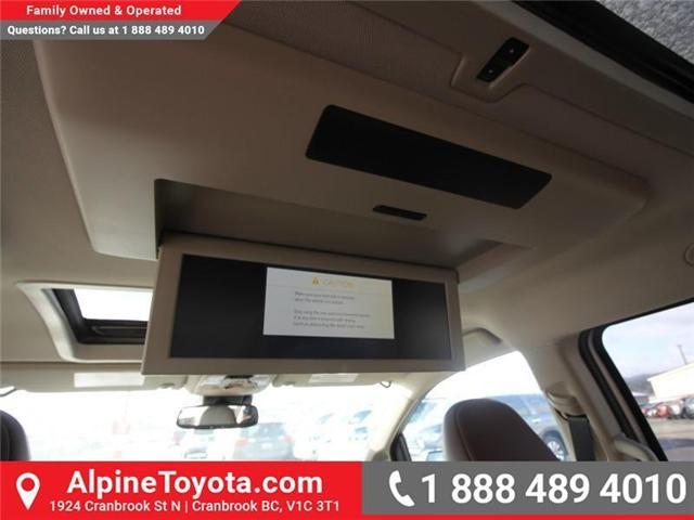 2018 Toyota Sienna XLE 7-Passenger (Stk: S201516) in Cranbrook - Image 17 of 20
