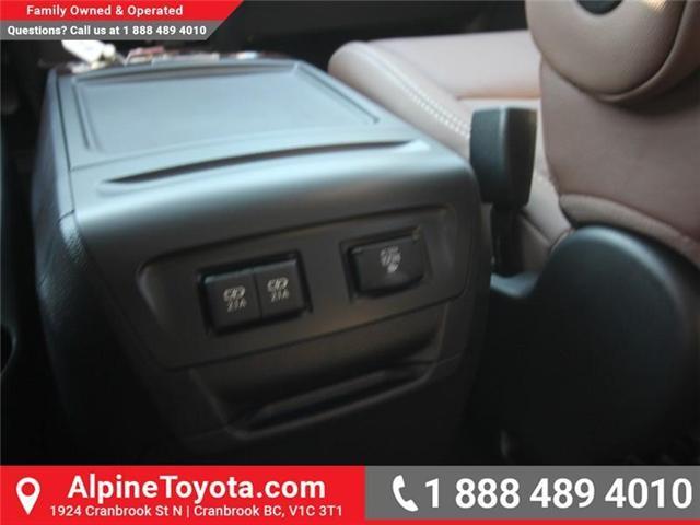 2018 Toyota Sienna XLE 7-Passenger (Stk: S201516) in Cranbrook - Image 18 of 20