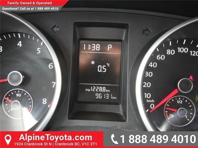 2013 Volkswagen Golf 2.5L Trendline (Stk: X746850A) in Cranbrook - Image 13 of 16