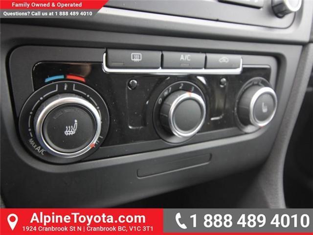 2013 Volkswagen Golf 2.5L Trendline (Stk: X746850A) in Cranbrook - Image 15 of 16