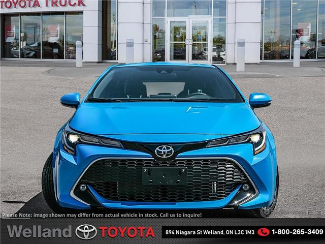 2019 Toyota Corolla Hatchback Base (Stk: COH6061) in Welland - Image 2 of 24