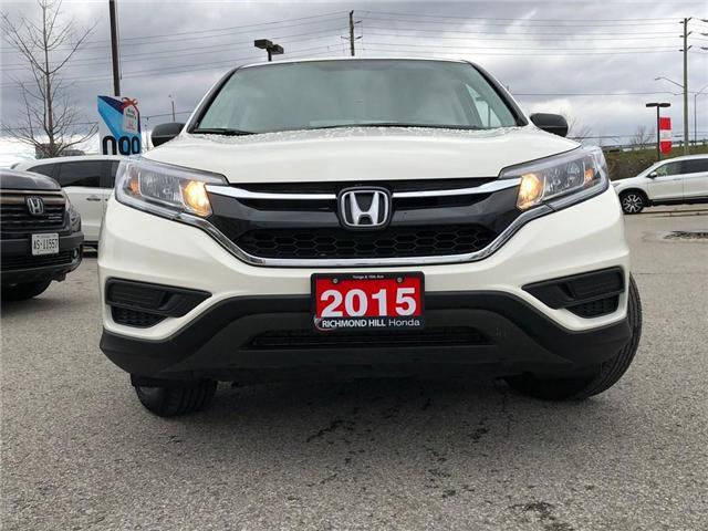 2015 Honda CR-V LX (Stk: 2054P) in Richmond Hill - Image 2 of 17