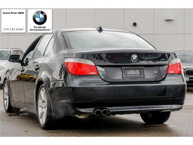2006 BMW 550i  (Stk: 34030C) in Kitchener - Image 2 of 6
