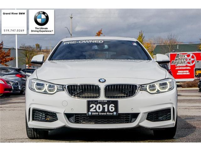 2016 BMW 435i xDrive Gran Coupe (Stk: PW4545) in Kitchener - Image 2 of 22
