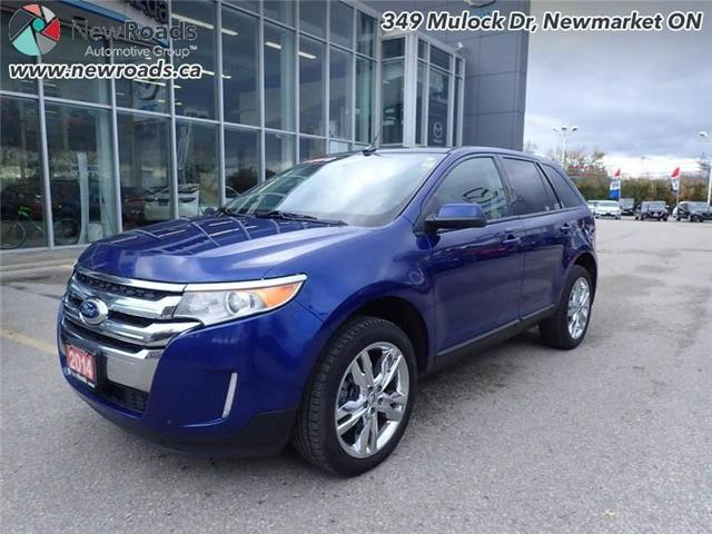 2014 Ford Edge SEL (Stk: 40611A) in Newmarket - Image 2 of 30