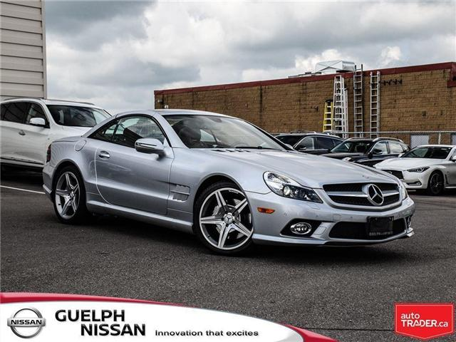 2011 Mercedes-Benz SL-Class Base (Stk: UP13345A) in Guelph - Image 1 of 25