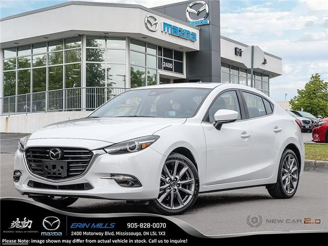 2018 Mazda Mazda3 GT (Stk: 18-0010) in Mississauga - Image 1 of 23