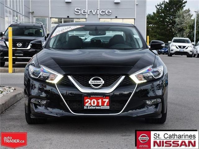 2017 Nissan Maxima SR (Stk: P-2088) in St. Catharines - Image 2 of 26