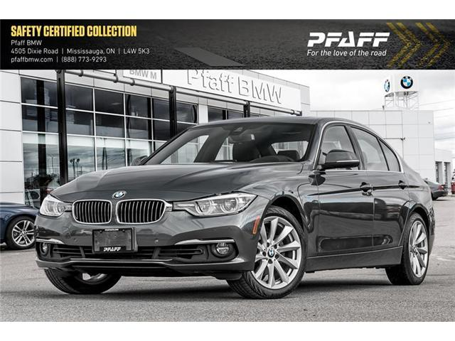 2017 BMW 330i xDrive Sedan (8D97) (Stk: U5148) in Mississauga - Image 1 of 19