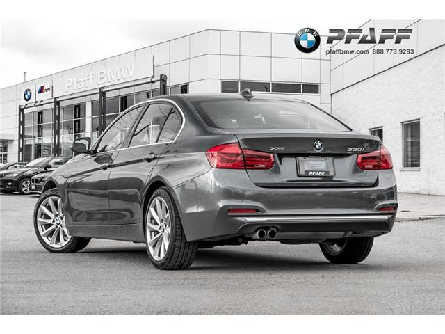 2017 BMW 330i xDrive Sedan (8D97) (Stk: U5148) in Mississauga - Image 2 of 19