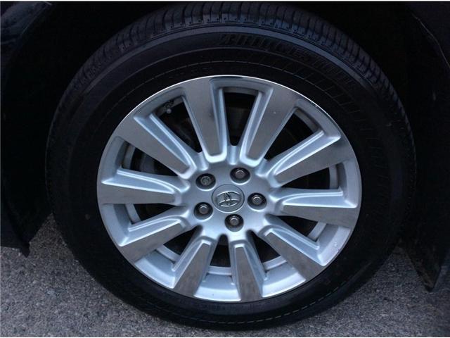 2017 Toyota Sienna  (Stk: seq6152a) in Welland - Image 9 of 28