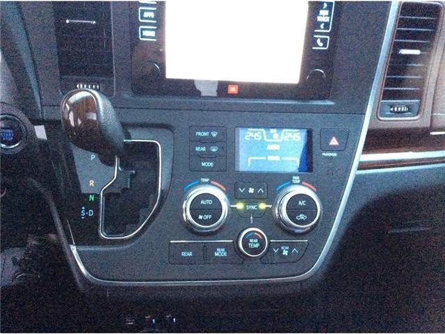 2017 Toyota Sienna  (Stk: seq6152a) in Welland - Image 15 of 28