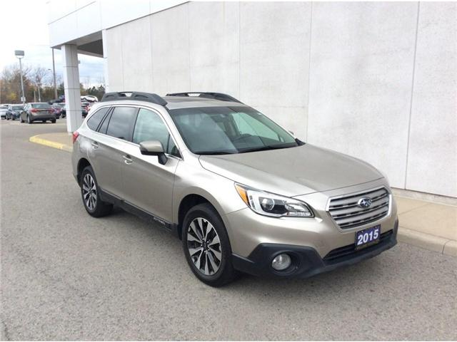 2015 Subaru Outback 3.6R Limited Package (Stk: p3296) in Welland - Image 2 of 30