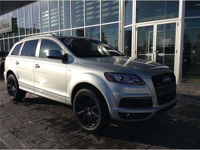 2015 Audi Q7 3.0T Vorsprung Edition (Stk: 3850B) in Calgary - Image 2 of 14