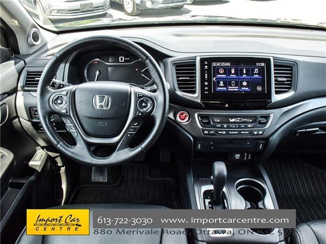 2017 Honda Pilot EX-L Navi (Stk: 501368) in Ottawa - Image 21 of 23
