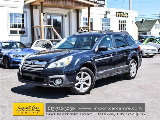 2013 Subaru Outback 2.5i Limited Package (Stk: 202333) in Ottawa - Image 1 of 24