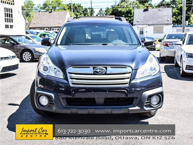 2013 Subaru Outback 2.5i Limited Package (Stk: 202333) in Ottawa - Image 2 of 24