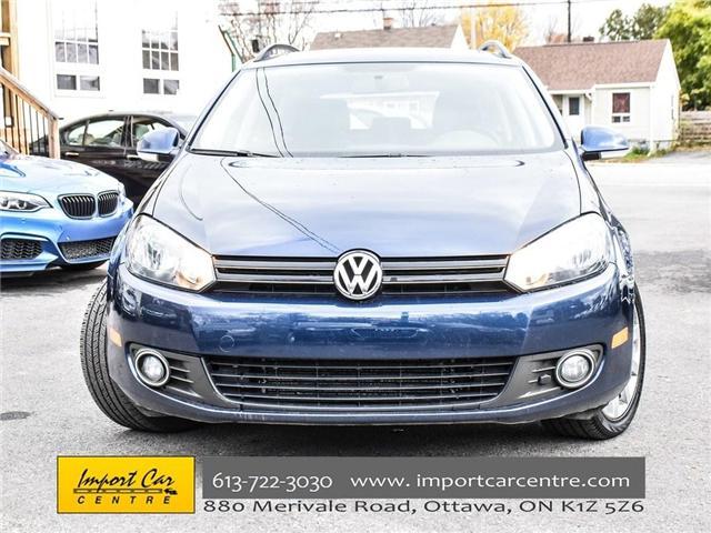 2014 Volkswagen Golf 2.0 TDI Highline (Stk: 605912) in Ottawa - Image 2 of 25