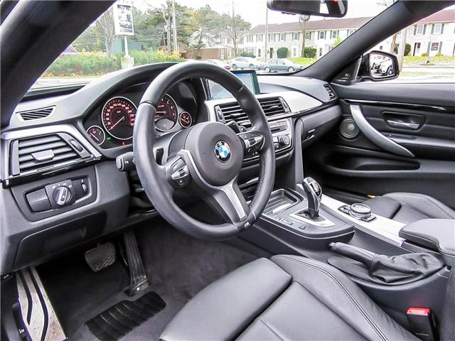 2014 BMW 435i xDrive (Stk: 19170A) in Thornhill - Image 10 of 22