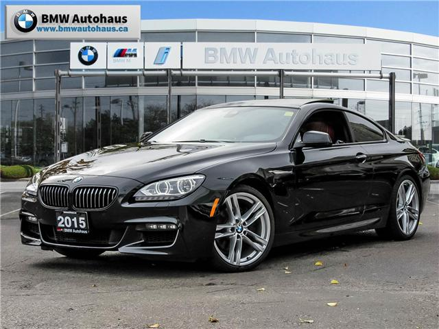 2015 BMW 650i xDrive (Stk: P8587A) in Thornhill - Image 1 of 23